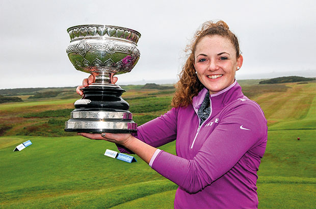Connie claims Scottish crown