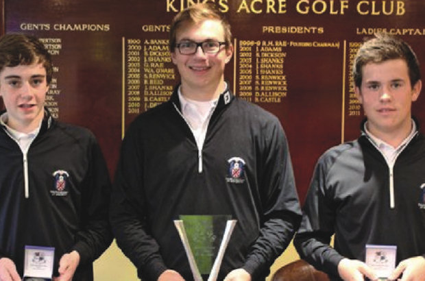 Merchiston flying high at ISGA Open