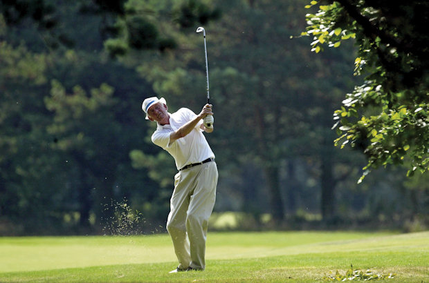 Scottish golf mourns Green