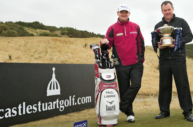 Lawrie eyes Scottish Open victory in July
