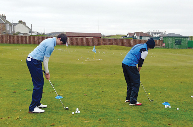 Phase 2 of Scottish Golf Development Centre programme begins