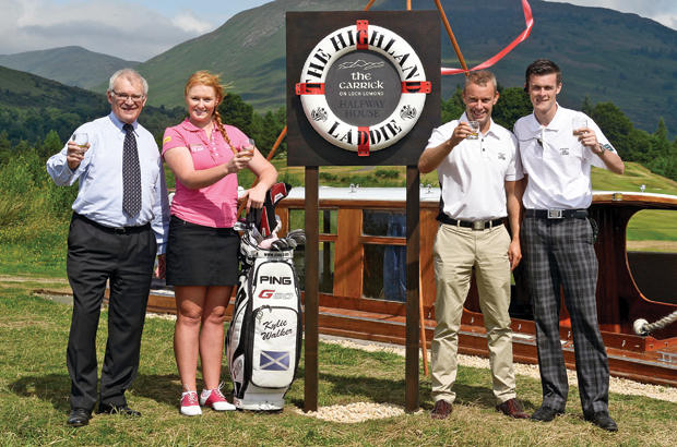 Unique halfway house launched at the Carrick
