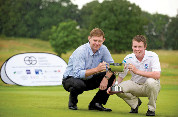 MacIntyre follows in footsteps of Gallacher