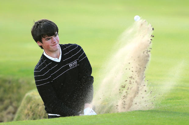 Lawrie Jnr turns his focus to playing professional golf