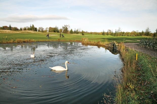 Aberdeenshire experiences boom in golf visitor numbers