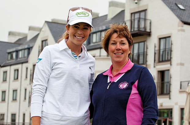 Sawers chosen as Carnoustie's first-ever female chairman