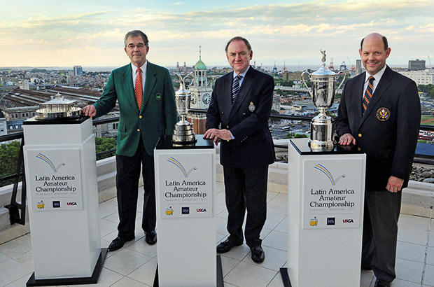 Major new amateur event launched in South America