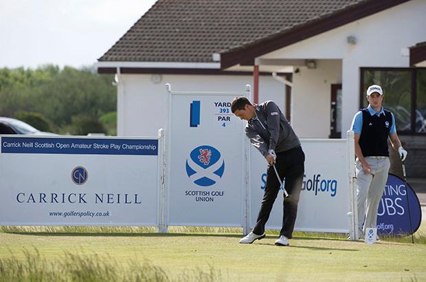 There is something for everyone in the Scottish Golf Union calendar