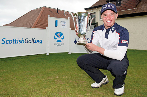 Ferguson sees double with Boys title