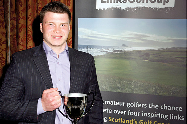 Law success in Links Cup