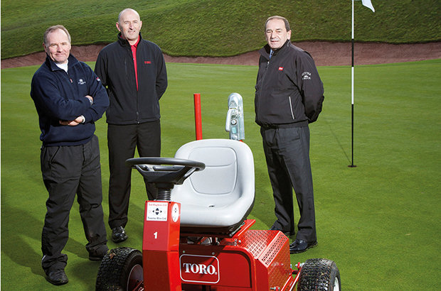 Toro\'s quality shines through in deal with Celtic Manor Resort