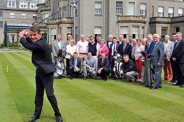 Golf at the fore in Perthshire