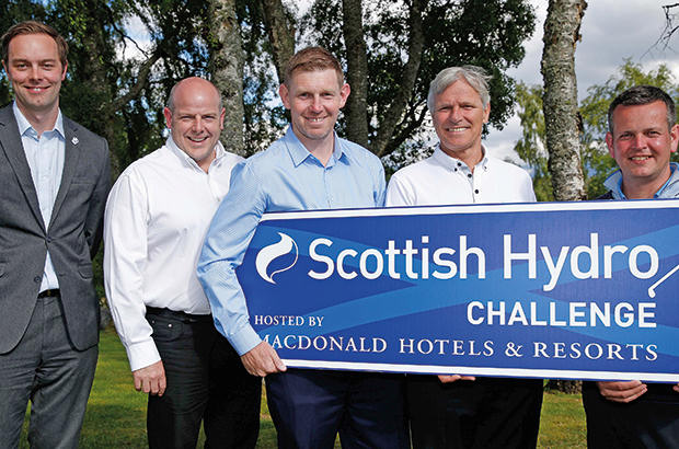 Scottish Hydro Challenge is �crucial� for young golf pros