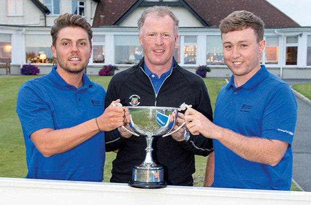 Glenbervie reach Bulgaria final after Club Champs win