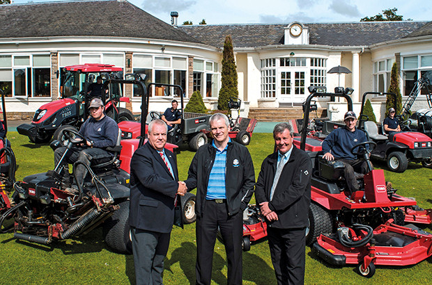 Ryder Cup is a rousing success as Toro plays part in preparation