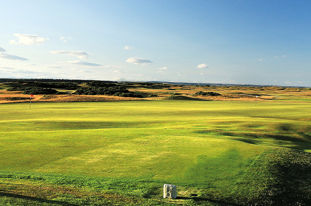 Scottish courses set to  shine in the 2015 spotlight
