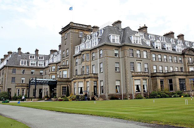 Gleneagles Hotel goes on the market