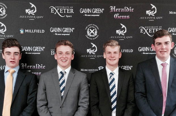 Murdoch\\\'s Merchiston boys second