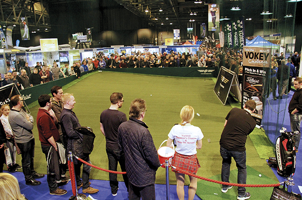 Golf Show is a \'huge success\'
