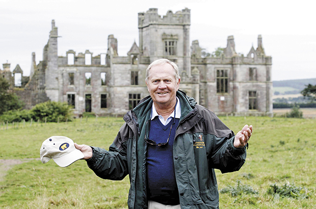 Nicklaus course back on track