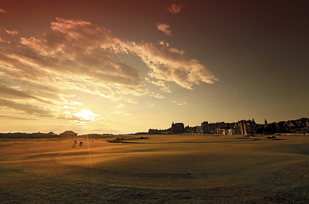 A New Dawn For Scottish Golf