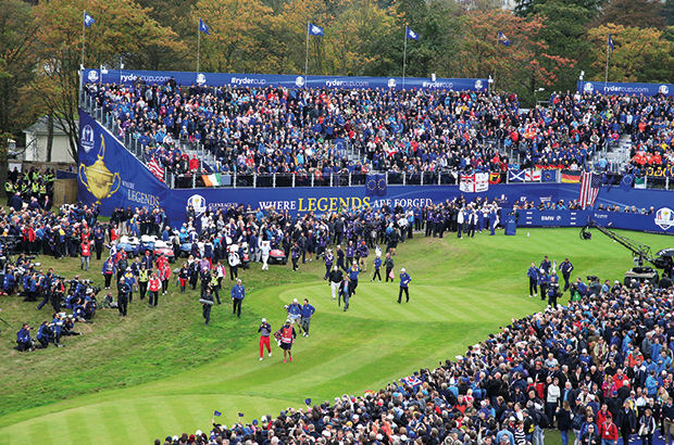 Report hails Ryder Cup \'Green Drive\'