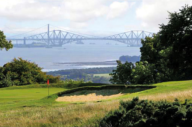 New hole for West Lothian