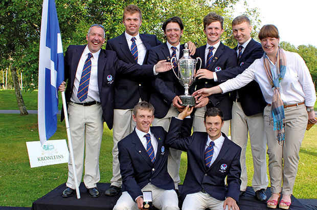 Monty hails Scots Euro heroes