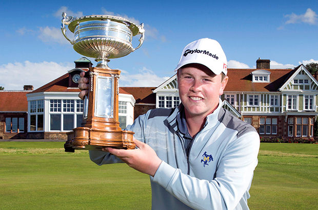 Muirfield is Land of Oban Glory
