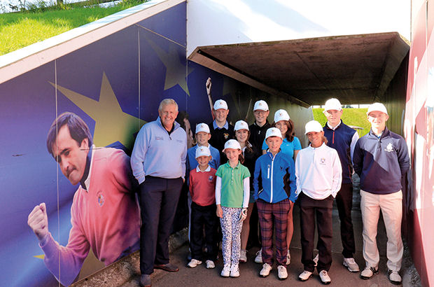 Monty launches Gleneagles Foundation