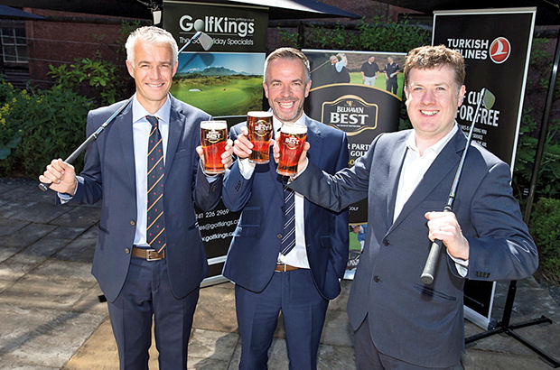 Turkish delight for Scottish club golfers
