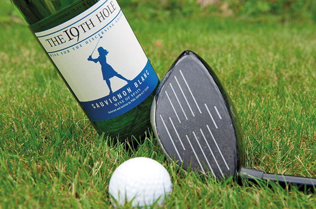 New high quality wine range for the \'discerning golfer\' unveiled