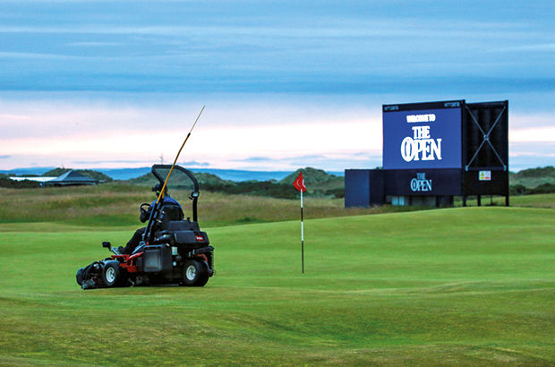 Toro gear leads to \'best ever\' Open