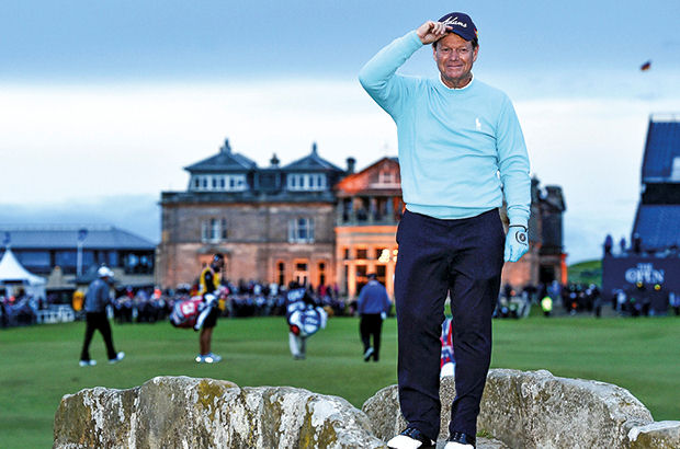 Watson excited by prospect another Old Course farewell