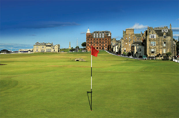 St Andrews Links takes charge of Old Course times