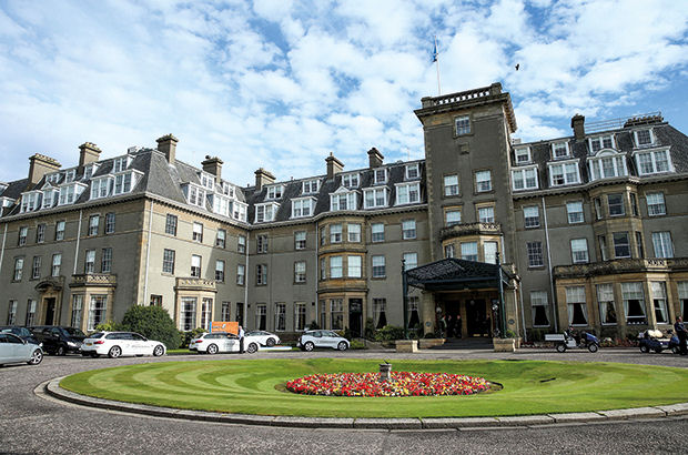 Prestigious accolade for Gleneagles