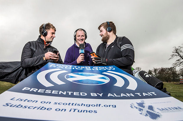 \'More recognition for clubs\' as Tait fronts exciting new golf podcast