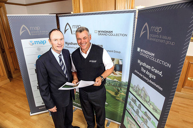 Angus resort �will still go ahead�