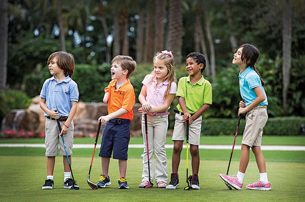 Flourishing kids\' brand Golphin announces LPGA partnership