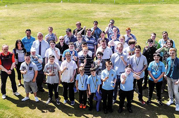 Lochview shows its commitment to developing golf's next generation