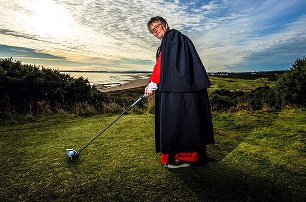 Divine intervention at Dornoch