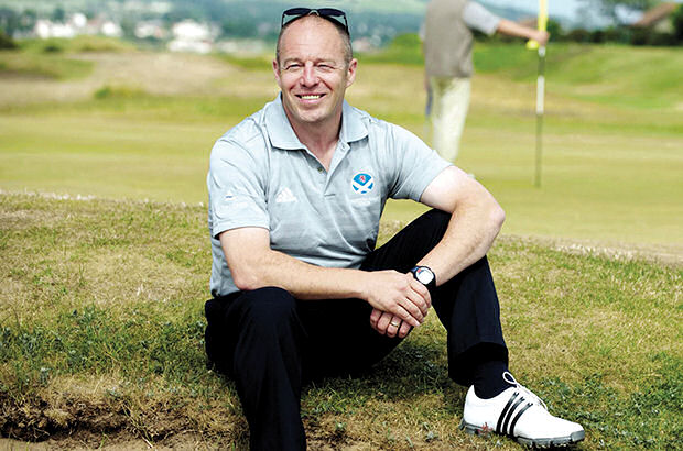 Double departure at Scottish Golf