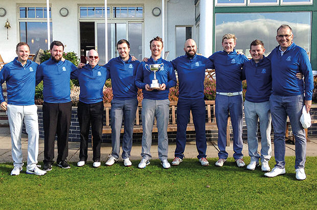 Hat-Trick For Cawder In Inter Cities Cup