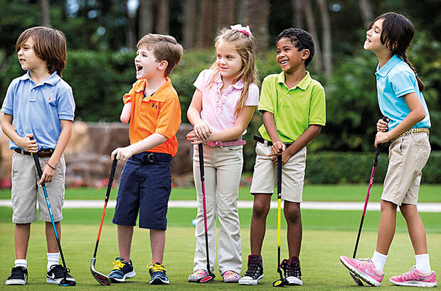9 Reasons To Get Your Kids Into Golf