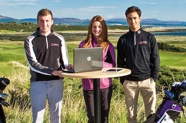 UHI Honours degrees represent an exciting first for Scottish golf