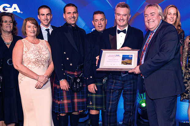 KINGSBARNS COMPLETES 'SCOTLAND'S BEST EXPERIENCE' HAT-TRICK