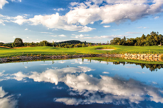 Great golf, great value - it's time to Czech out Prague