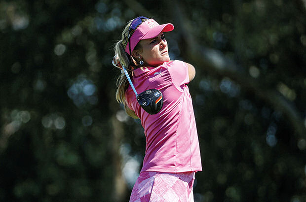 McAlpine lands dream gig as caddie for Lexi