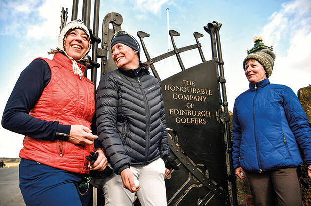 Long wait before women can join Muirfield