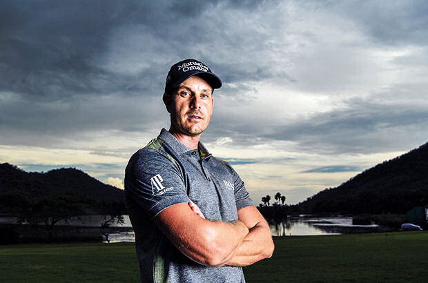 Stenson excited for Scottish return